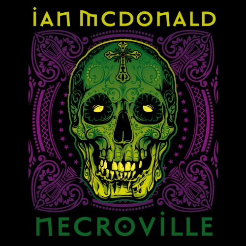 Necroville audiobook cover art