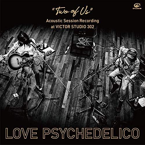 """[画像:""""TWO OF US"""" Acoustic Session Recording at VICTOR STUDIO 302 [Analog]]"""