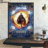 LGXINGLIyidian Marvel Film Poster Marvel Avengers Sammlung Poster Und Drucke Final Game Leinwand Malerei Home Decor Art Uo1159 40X50Cm