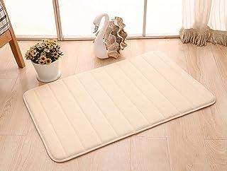 Simwood/™ Morbido assorbente Memory Foam bagno antiscivolo Tappeti Bagno Mats tappeto