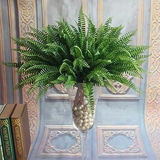 ACHICOO リーフ 植物 葉 緑色 大型 目に優しい ナチュラル スタイル 植付 人工 キット 庭 家庭用 鉢植え花 草 家 装飾 インテリア ファッション