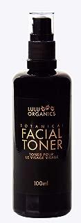 Lulu Organics Botanical Facial Toner Spray 100ml