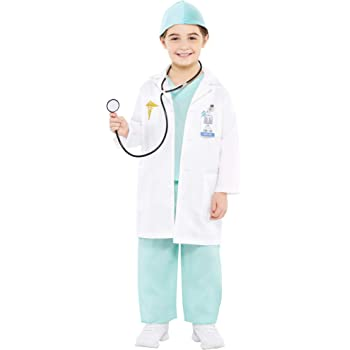 Christys Dress Up 999659/999660 - Disfraz Infantil de médico, 4 a ...