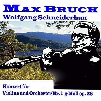 Violinkonzert No. 1 in G Minor, Op. 26