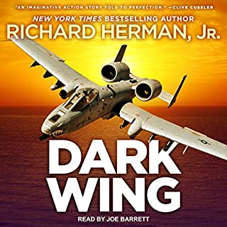 Dark Wing cover art