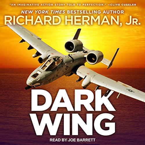 Dark Wing audiobook cover art