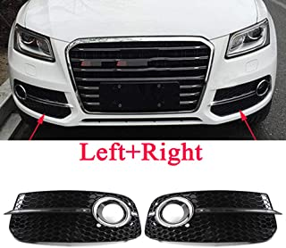 HUANGRONG 4 pz Paraurti Posteriore Universale Cast Shark Spoiler Per Audi A1 A2 A3 A4 A5 A6 A7 A8 Q2 Q3 Q5 Q7 S3 S4 S5 S6 S7 S8 TT TTS RS3-RS6 Decorazione Auto Styling