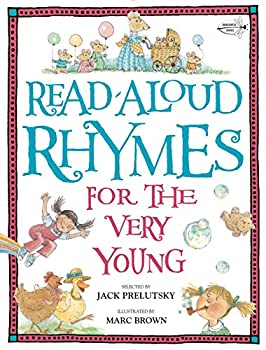 Paperback Read-Aloud Rhymes for the Very Young Book