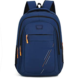 Mochila de gran capacidad impermeable portátil para deportes de montañismo, azul (Azul) - P-75