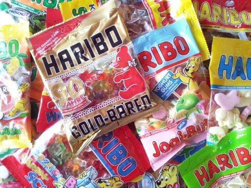 Haribo 4Kg. Überraschungspaket (20 x 200g. Tüten)