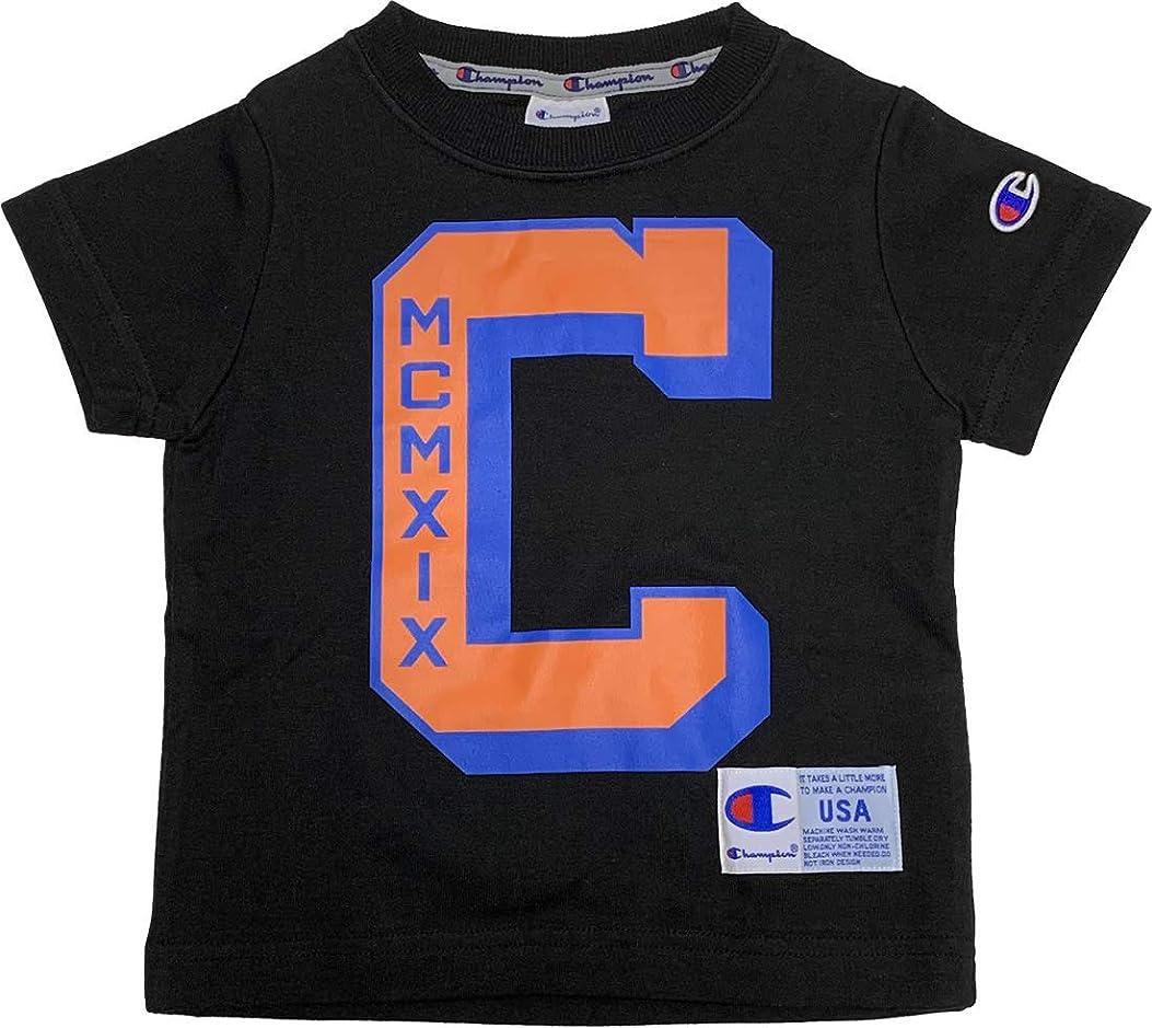 知人目に見える排出(チャンピオン)Champion KIDS 速乾 T-shirt (CS4983)