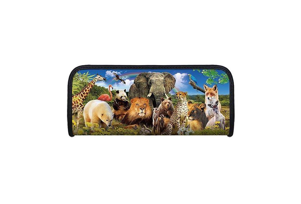 Iden Office 23914?Animals 3D Style Pencil Case, 21?x 9?x 4, 6?cm tobuama63611556