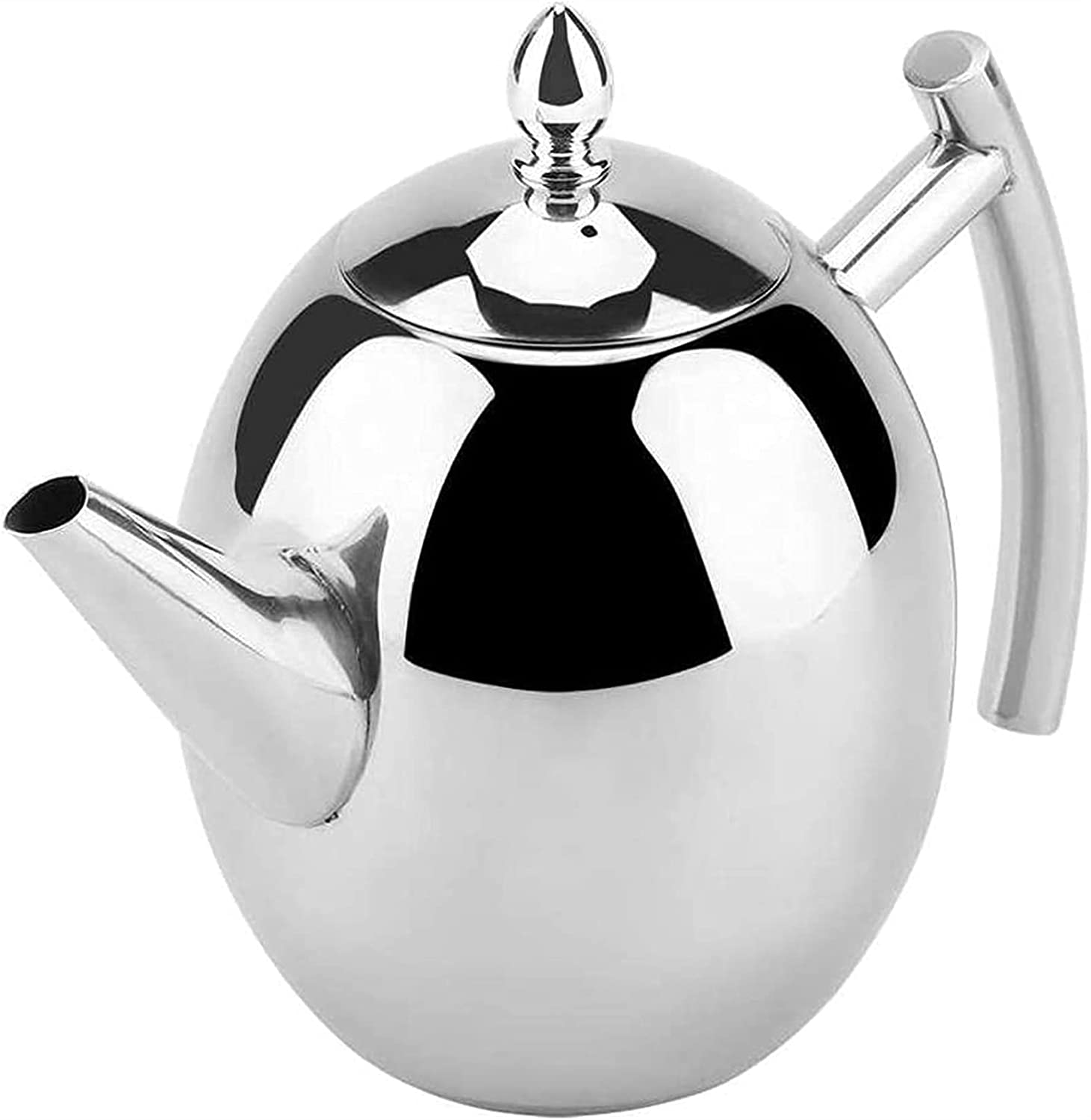 Teapots in different shapes Teapot Stainless 1500ML T Oklahoma City Mall Free shipping Steel 1000