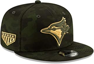 New Era MLB 2019 Armed Forces Day 9Fifty Adjustable Snapback Hat Cap: OSFM