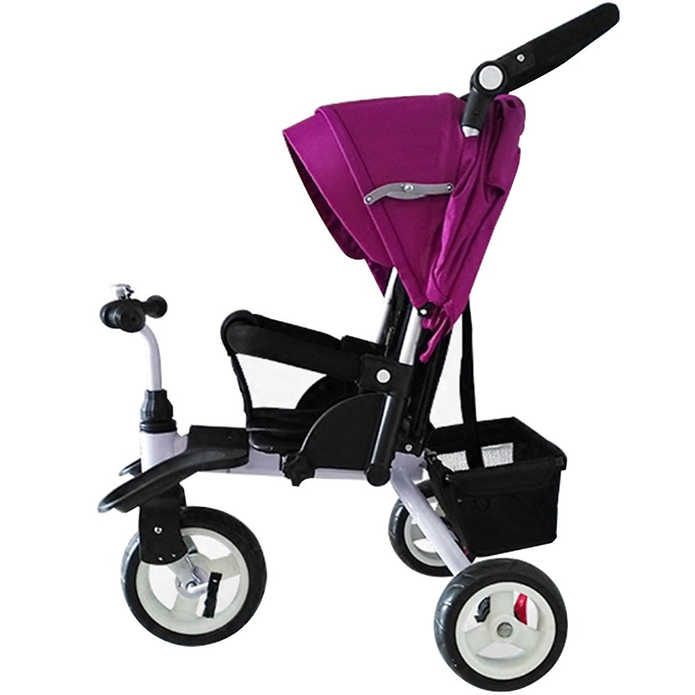 OLizee Ultimate Stroller Tricycle Folding