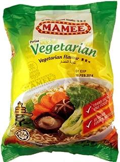 Instant Noodles Vegetarian Flavor (Perisa Vegetarian) - 2.64oz (Pack of 15)