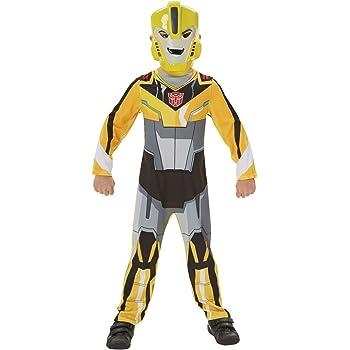 Rubies - Disfraz oficial de Bumblebee de Transformers para niños ...