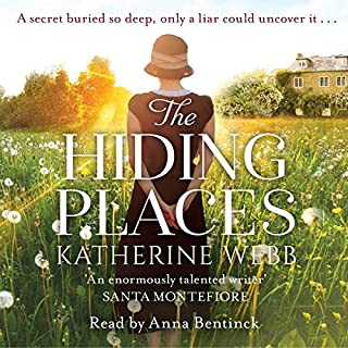 The Hiding Places Titelbild
