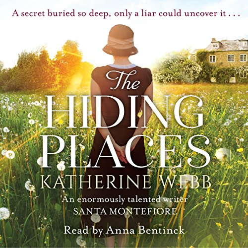 The Hiding Places cover art