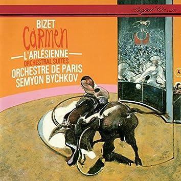 Bizet: Carmen Suites; L'Arlésienne Suites