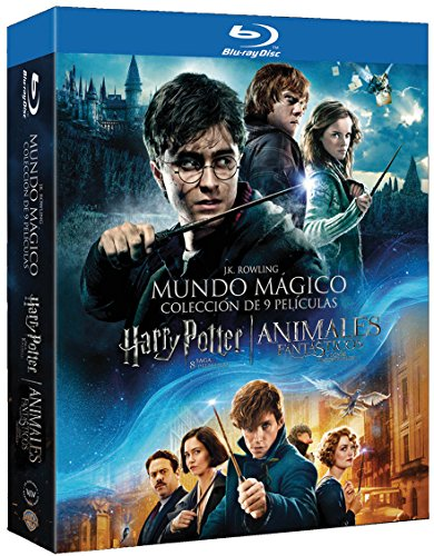 Pack Harry Potter (1-8) + Animales...