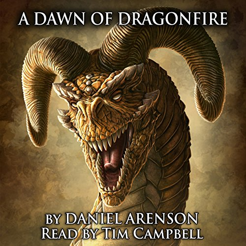 A Dawn of Dragonfire cover art