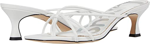 Bright White Fine Nappa