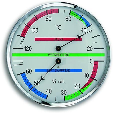 TFA 40.1013 Thermo-hygromètre pour sauna (Import Allemagne)