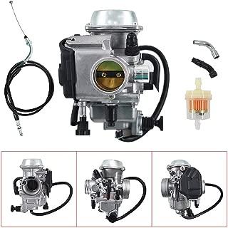 WFLNHB Carburetor Fits for Honda TRX450ES TRX450S FOURTRAX Foreman 450 1999-2001 New Carb