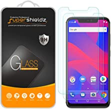 (2 Pack) Supershieldz for BLU (Vivo XI Plus) Tempered Glass Screen Protector, Anti..