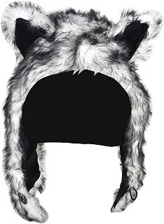 Huksy Half Hood Animal Hat