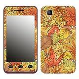 Disagu SF-106204_1184 Design Folie für Wiko Sunset - Motiv Herbstblätter_01