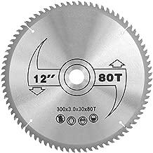 Sierra de alta calidad de Inter-Craft 300 mm 300/x 32-30/mm con 40 dientes circular para madera