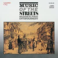 Music Of The Streets by VARIOUS ARTISTS (1995-12-12)