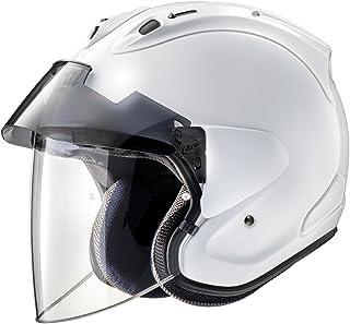 アライ (ARAI) ジェットタイプヘルメット VZ-ラム プラス (VZ-RAM・PLUS) グラスホワイト 59-60cm VZRAM-PLUS_GW59
