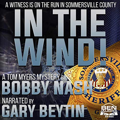 In the Wind: A Tom Myers Mystery Titelbild