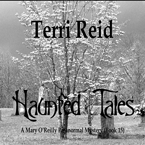 Haunted Tales audiobook cover art