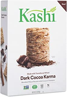 Kashi Dark Cocoa Karma Cereal 16.1 oz. (Pack of 2)