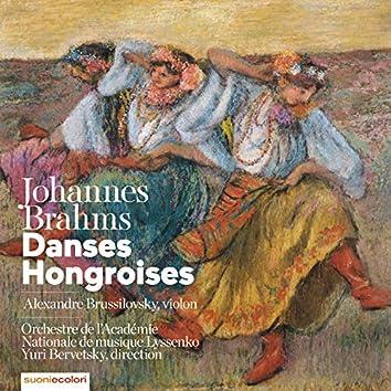 Brahms: Danses Hongroises, WoO 1