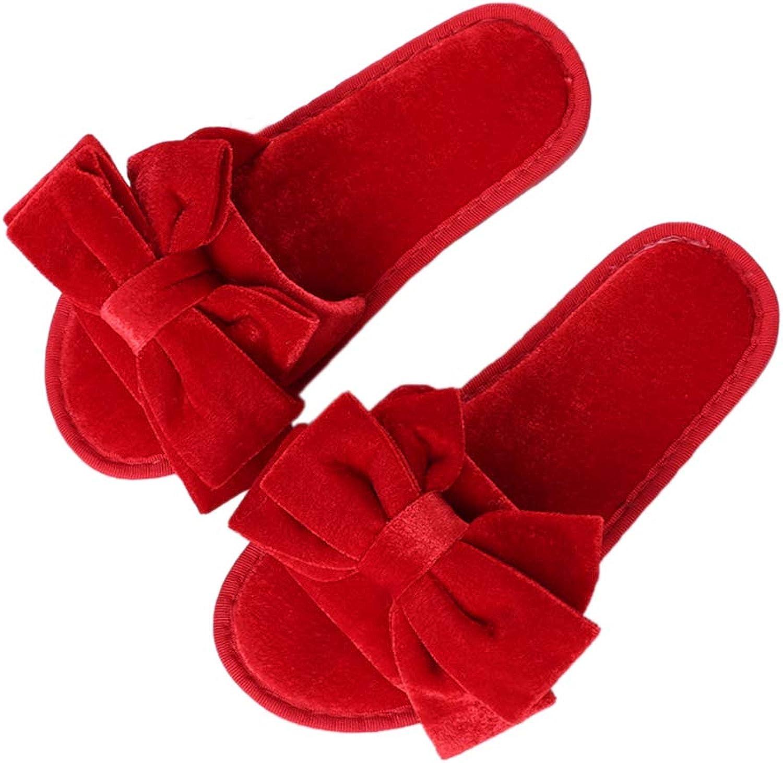 Winter Indoor Slippers Flat Furry Home Cartoon Women Plush Panda Unisex Animal Warm Non-Slip shoes