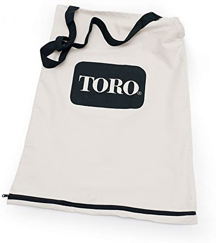 lowest Toro 51503 outlet online sale Bottom Zip Replacement Bag, discount White sale