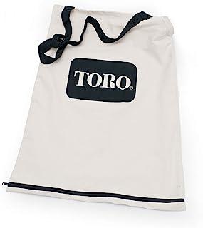Toro 51503 - Bolsa de repuesto con cremallera, color blanco