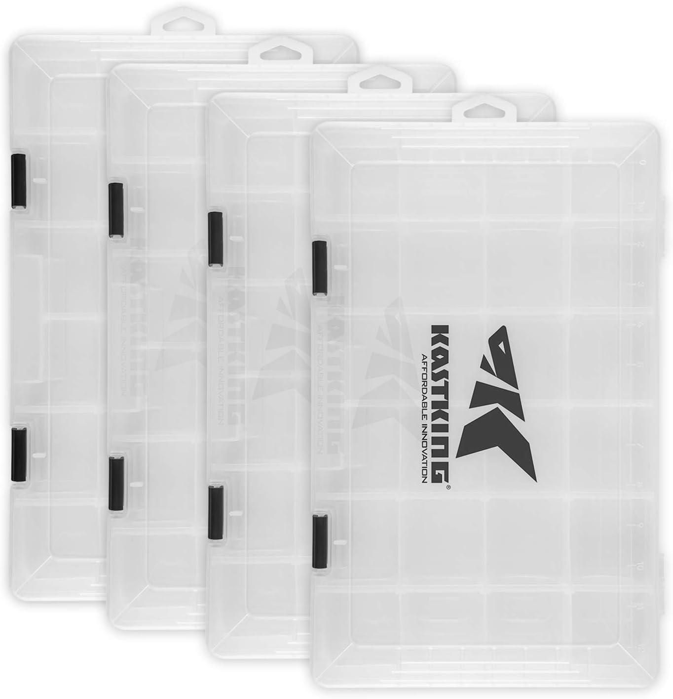 KastKing Tackle Boxes Miami Mall Ranking TOP4 Plastic Storage Bo Organizer Box