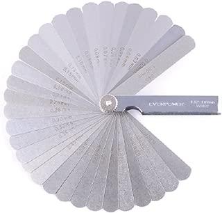 cnbtr precisi/ón 0,1/mm esfera redonda punta cabeza compacto bolsillo Espesor Dial Gage herramienta de medici/ón con caso 0//–/20/mm