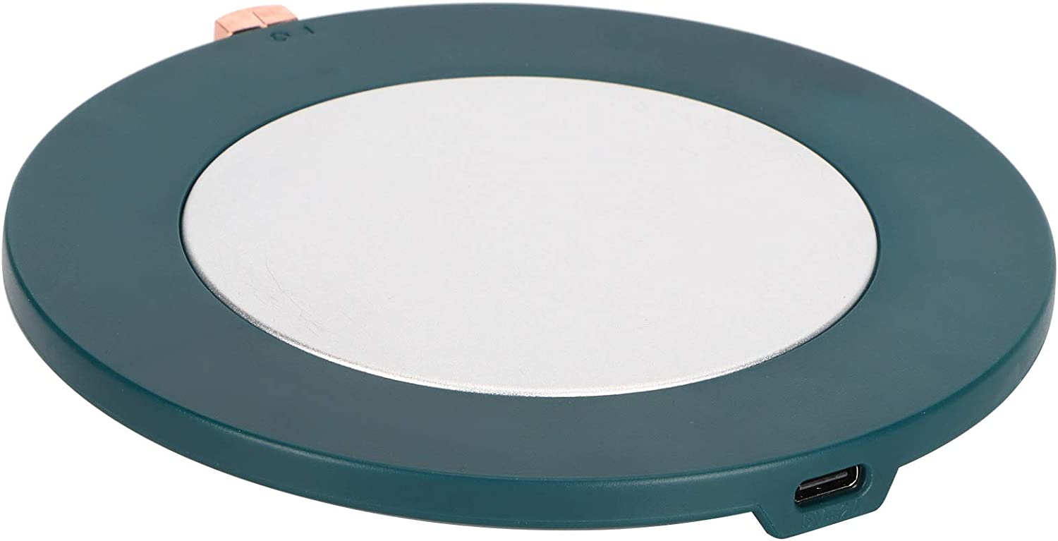Cup Warmer Anti‑scald Heating Mat Gift Can cheap Choice Max 47% OFF Best