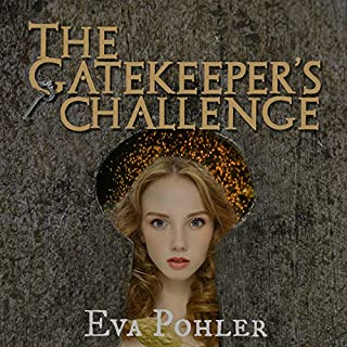 The Gatekeeper's Challenge audiobook cover art