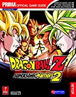 Dragon Ball Z - Supersonic Warriors 2: Prima Official Game Guide de Prima Games