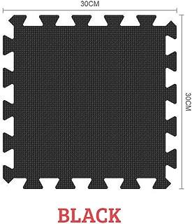SEE YOU! Eva Foam Play Puzzle Mat/Interlocking Exercise Tiles Floor Carpet Rug,Each 30X30Cm,9 Or 18/Set 1Cm Thick