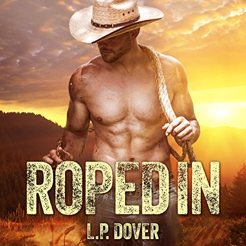 Roped In audiobook cover art