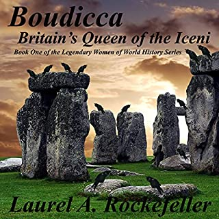 Boudicca: Britain's Queen of the Iceni cover art